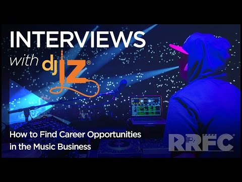 DJ IZ: How To Find Career Opportunities in the Music Business