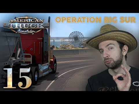 ODVOZ ZEMINY! | American Truck Simulator #15