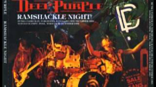 Deep Purple - Ramshackle Man #2 (From 'Ramshackle Night' Bootleg)