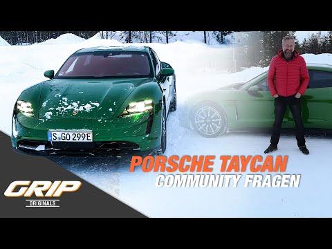 Porsche Taycan 4S in Finnland – Eure Fragen I GRIP Originals