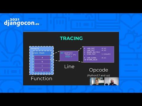 DjancoCon 2021 WorkShop | Profiling Django & Python apps | Sümer Cip & Jérôme Vieilledent thumbnail