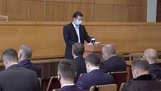 1-а сесія Рубіжанської міської ради 8 скликання
