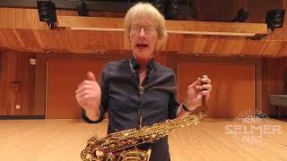 VIDEO: The Art of Musical Phrasing by Dr. John Sampen featuring Sonata Op. 19, mvt. 2 by Paul Creston