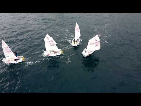 Monaco Optimist Team Race 2020 - Day 2