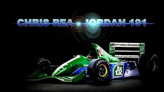 Chris Rea - Jordan 191 (Instrumental)