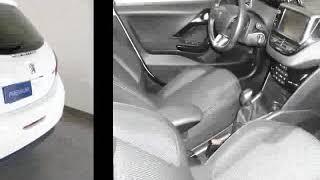 Peugeot 208 occasion visible à Bourgoin jallieu présentée par Peugeot bourgoin