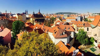 Czech documentary about the history and origin of Prague