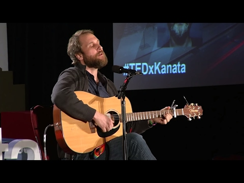 Flying cars, robots, & being open hearted through songwriting | Craig Cardiff