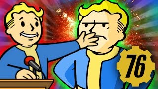 A LOT to say about Fallout 76