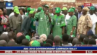ADC Rallies Support For Akinbade Ahead Of Osun Guber Polls Pt.7 |Live Event|
