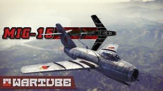 МиГ-15Бис «ГЛАВНЫЙ убийца танков» в War Thunder