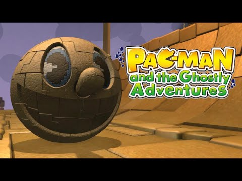 Gameplay de Pac-Man and the Ghostly Adventures