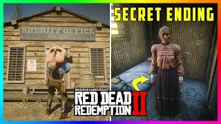 The Missing Princess IKZ Mystery Has A SECRET Ending That NOBODY Has Seen In Red Dead Redemption 2!