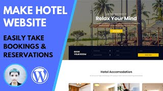 Create Hotel Website 2019 - Fixing Search / explore Hotels page with price, page links for booking