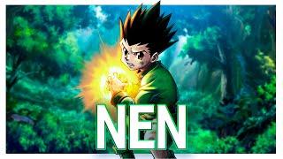 Hunter X Hunter: Nen as a Power System