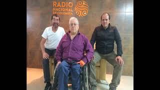 Radio nacional entrevistó a 'Tico' Arnedo y a Juan M. Benavides