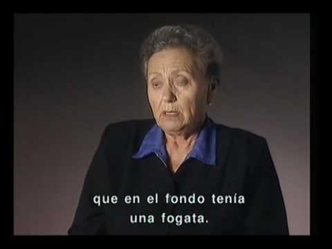 Ester Gelbelman relata acerca de los campos de trabajo y exterminio de Bogdanowka