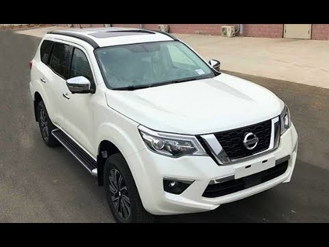 2019 Nissan Terra SUV (7-Seats) Exterior And Interior