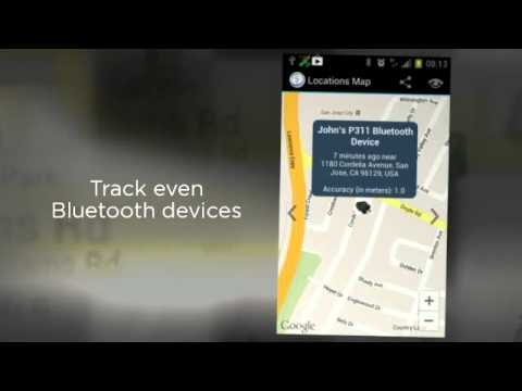 Video of Find My Phone & Tablets