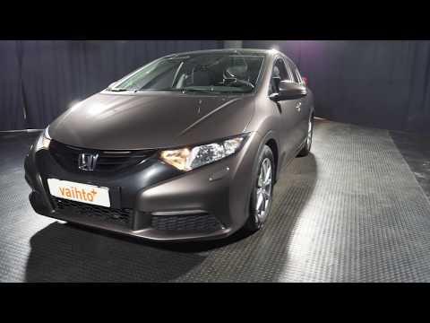 Honda CIVIC 1.4i Comfort Business 5d, Monikäyttö, Manuaali, Bensiini, VUV-891