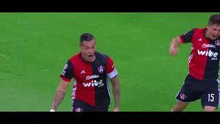 Revive los mejores momentos de nuestro triunfo en el  Estadio Jalisco. 😀🔴⚫️