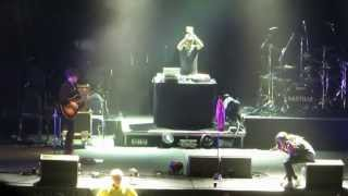 Angel Haze - Counting Stars (OneRepublic) - at the BIC, Bournemouth on 04/03/2014