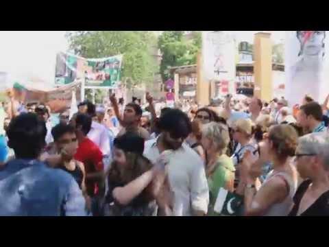 德國柏林文化狂歡節 Carnival of Cultures in Berlin
