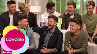 Stereo Kicks, Stereo Kicks On Their Kick Names | Lorraine