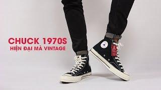 Muốn Hiện đại Mà Vẫn Muốn Vintage, Hãy Mua Converse 1970s