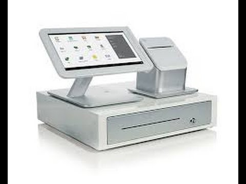 Video Clover POS Station  Easy Setup for Restaurants and Retail -