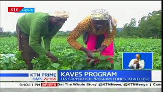 US supported programme KAVES comes to a close