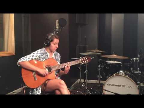 "Sunnie's student, Jasmine, performing ""Valerie!"""