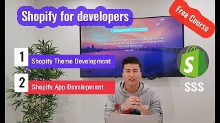 Shopify for Developers : Free Course + $1000 Giveaway Challenge.