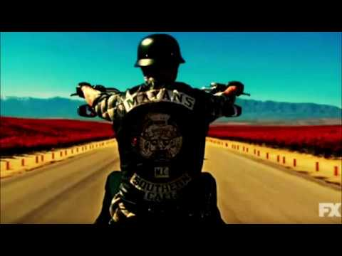 Mayans MC (Sons Of Anarchy spin-off) - Official Teaser Song: Todo Negro by Los Salvajes