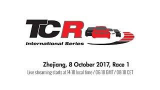 TCR_International_Series - Zhejiang2017 Race 1 Full