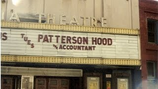Patterson Hood and Friends 10 14 03 GG Allin