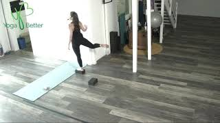 LEVEL 2 – 11am w/ ANDRIA – 3.31.21 Yoga Better LIVESTREAM