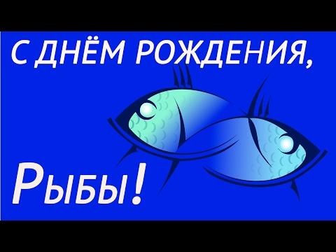 Прикольные, открытки рыбам день рождения