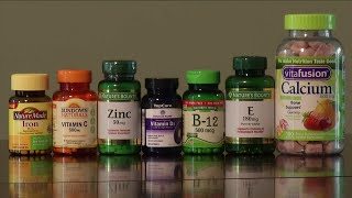 Tips on taking vitamins for best results
