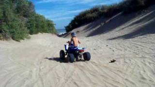 preview picture of video 'Yamaha Blaster en Carilo'