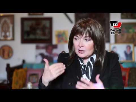 زوجة الأبنودي تكشف عن كواليس أغنية عمرو دياب للخال