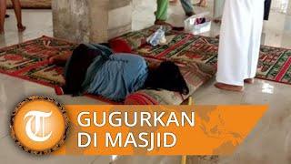 Viral Gadis 16 Tahun Diduga Gugurkan Kandungan di Dalam Masjid, Ditemukan Lemas dan Berbau Busuk