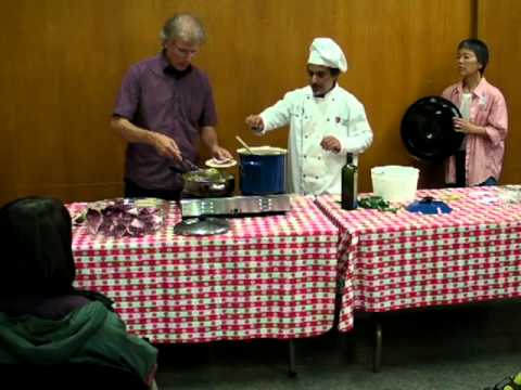 Dilip Barman: Quick, Tasty, & Healthy Plant-Based Meals – Demo