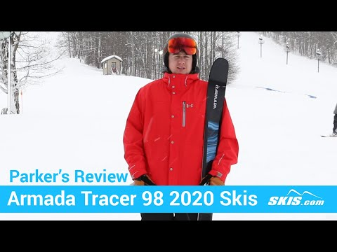 Video: Armada Tracer 98 Skis 2020 16 40