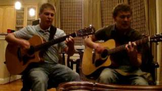 Josh & Andrew - Steeples (Dispatch cover)