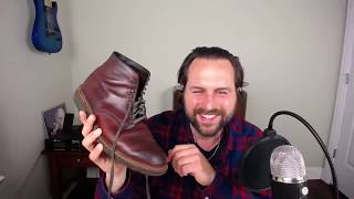 LIVE: Drink n' Leather EP1: Victory at Sea, Alden X Context Roy Boots, Confusing Leather Terms