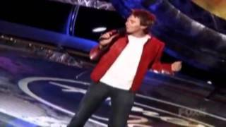 Clay Aiken's American Idol Performances