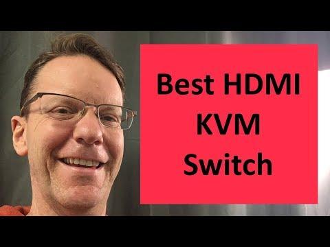 Best HDMI KVM Switch 2019