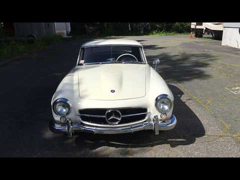 Video of '59 190SL - KB9C