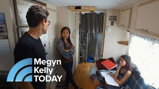 When Homelessness Reaches Middle-Class Working Families | Megyn Kelly TODAY